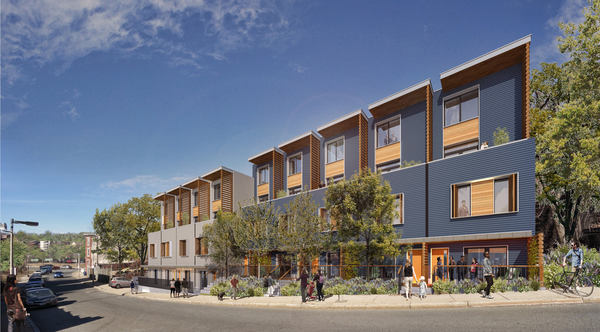 New Atlantic Submits Proposal for Zero Carbon Footprint Housing in Roxbury