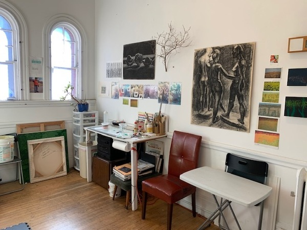 South End Artist Work Space Available for Rent