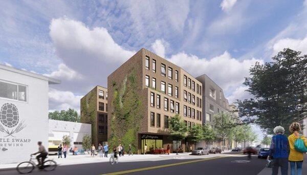 3371 Washington Street JP Affordable Senior Housing