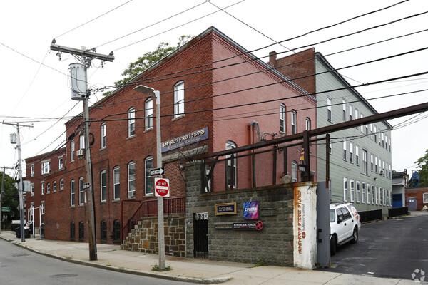 Preserving Humphreys Street Studios