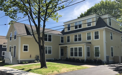 Supportive Housing in South Portland